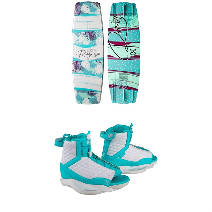 Ronix - Krush + Luxe Wakeboard Package - Women's 2020