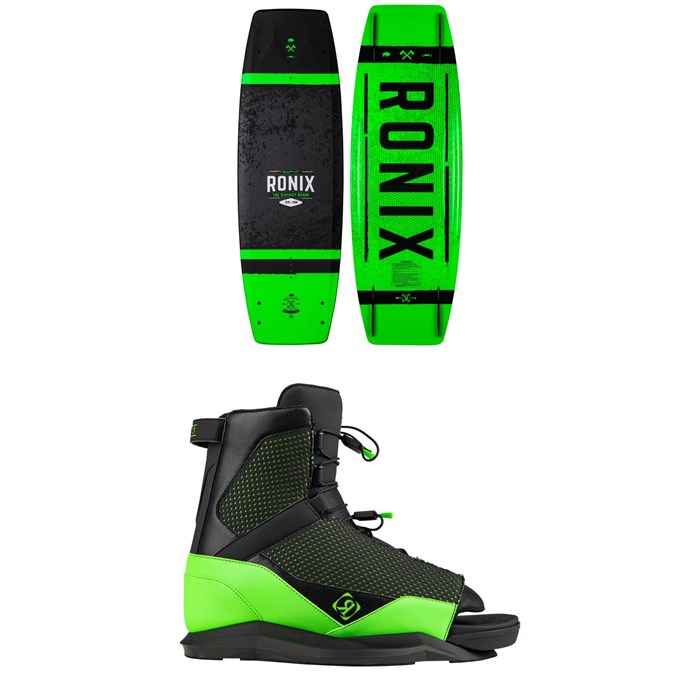 Ronix - District Wakeboard Package - Kids' 2020
