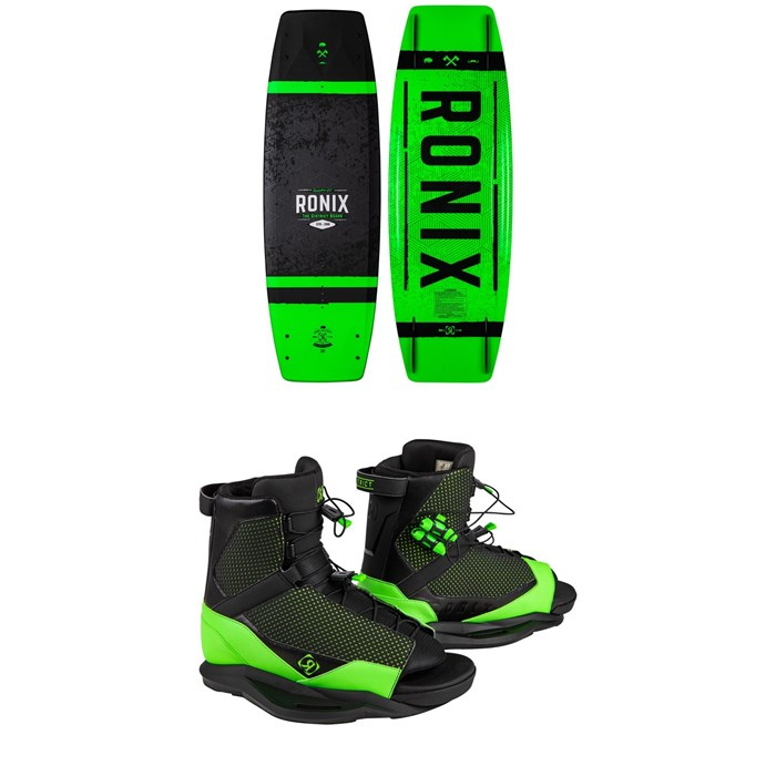 Ronix - District Wakeboard Package - Kids' 2021