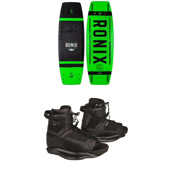 Ronix - District + Divide Wakeboard Package - Kids' 2020