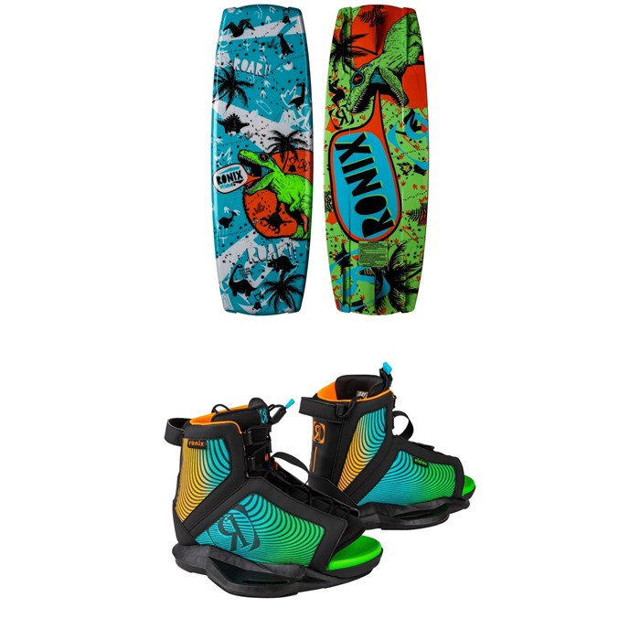 Ronix - Vision Wakeboard Package - Boys' 2020