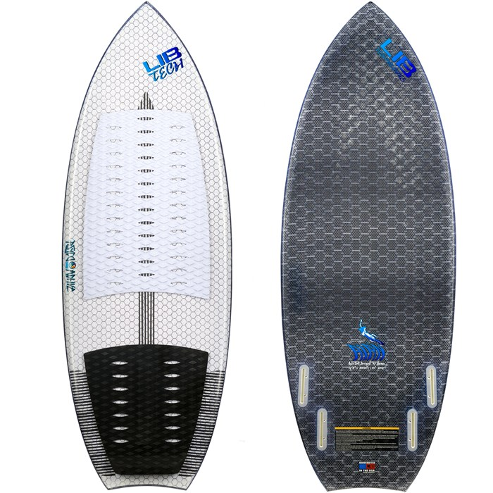 Lib Tech - Air'n Psyco Active Wakesurf Board 2021
