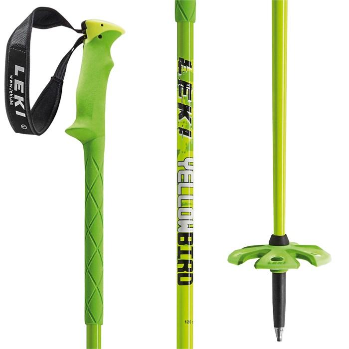 Leki - Yellow Bird Ski Poles 2018