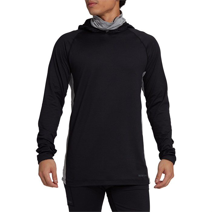 Burton - Midweight X Long Neck Hooded Base Layer Top
