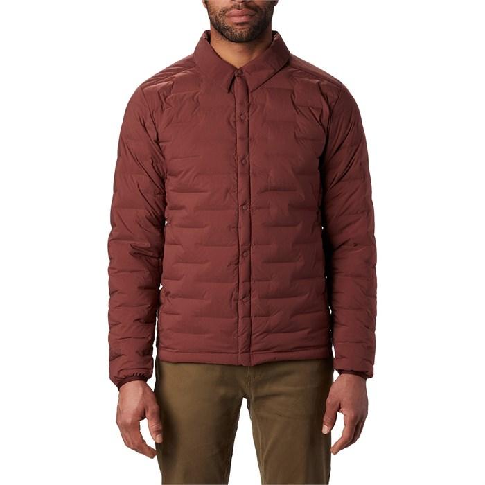 Mountain Hardwear - Super/DS™ Down Shirt Jacket