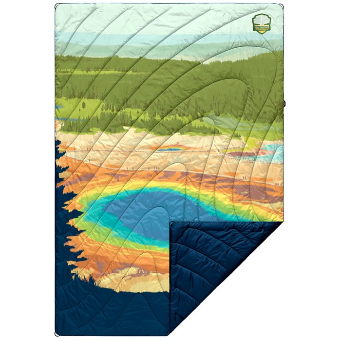 Rumpl - Original Puffy Blanket - Yellowstone