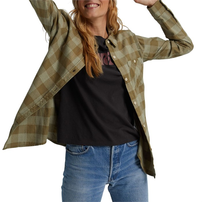 Burton - Grace Flannel Shirt - Women's