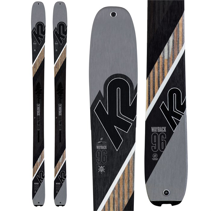 K2 - Wayback 96 Skis 2019