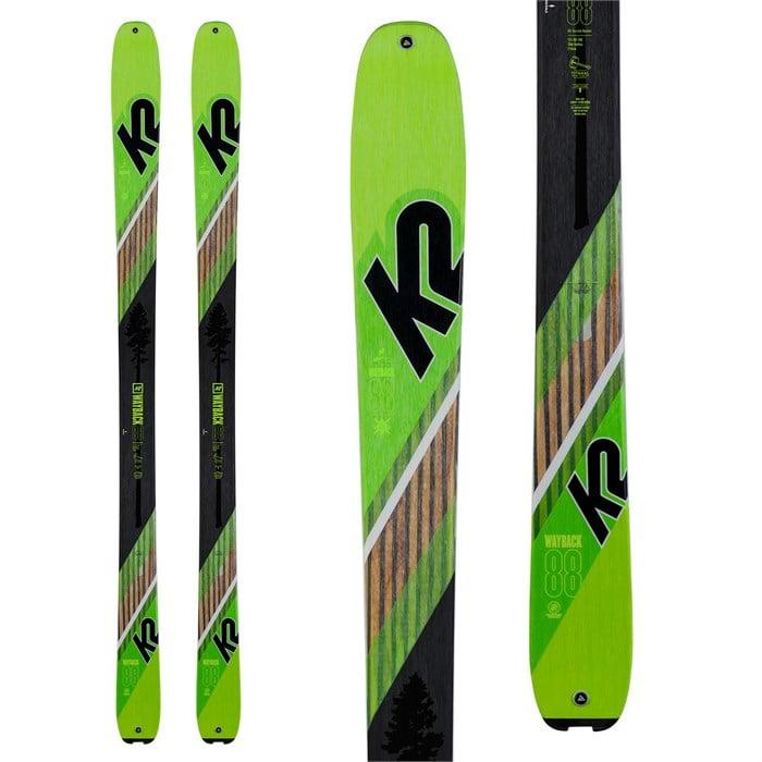 K2 - Wayback 88 Skis 2019