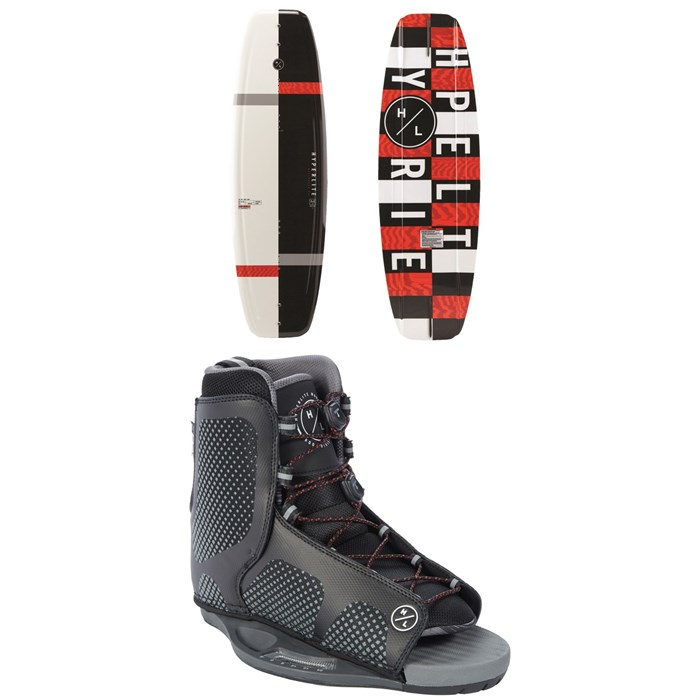 Hyperlite - Motive + Remix Wakeboard Package