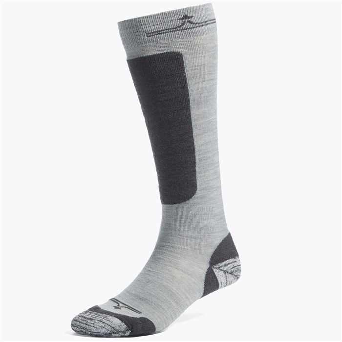 evo - Lightweight Merino Plus Snow Socks