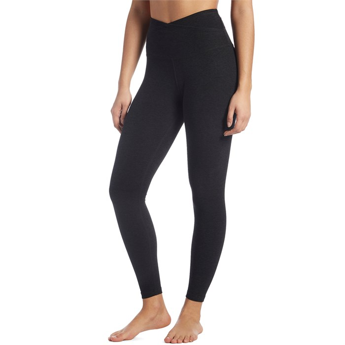 Beyond Yoga - Spacedye At Your Leisure High-Waisted Midi Leggings - Women's