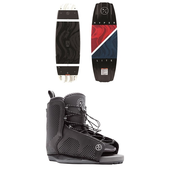 Hyperlite - Franchise + Remix Wakeboard Package 2021