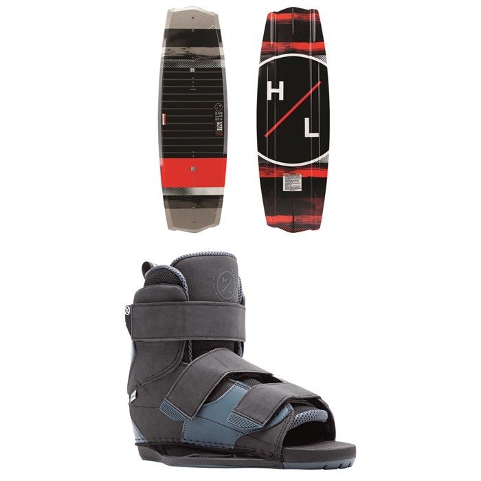 Hyperlite - State 2.0 + Formula Wakeboard Package 2020