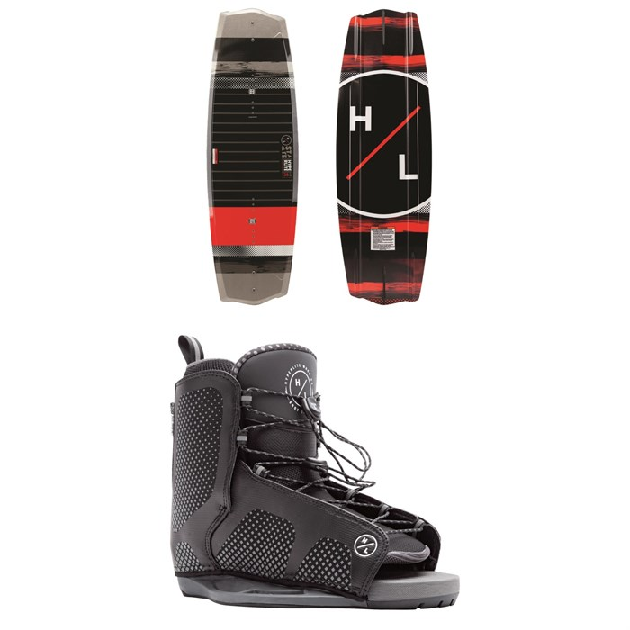 Hyperlite - State 2.0 + Remix Wakeboard Package 2020