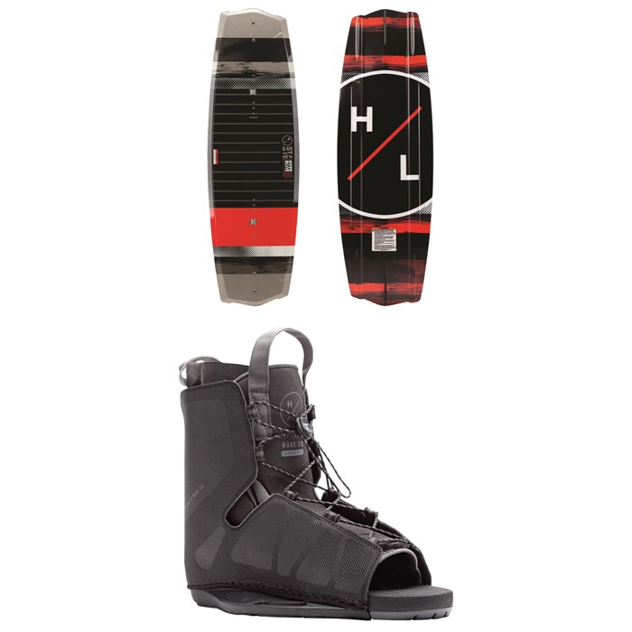 Hyperlite - State 2.0 + Frequency Wakeboard Package 2020