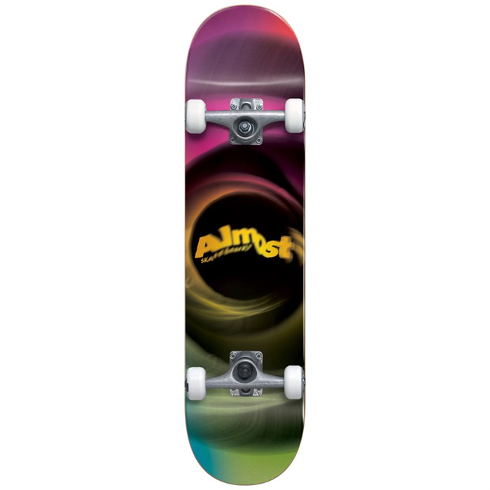 Almost - Smear Resin 7.75 Skateboard Complete