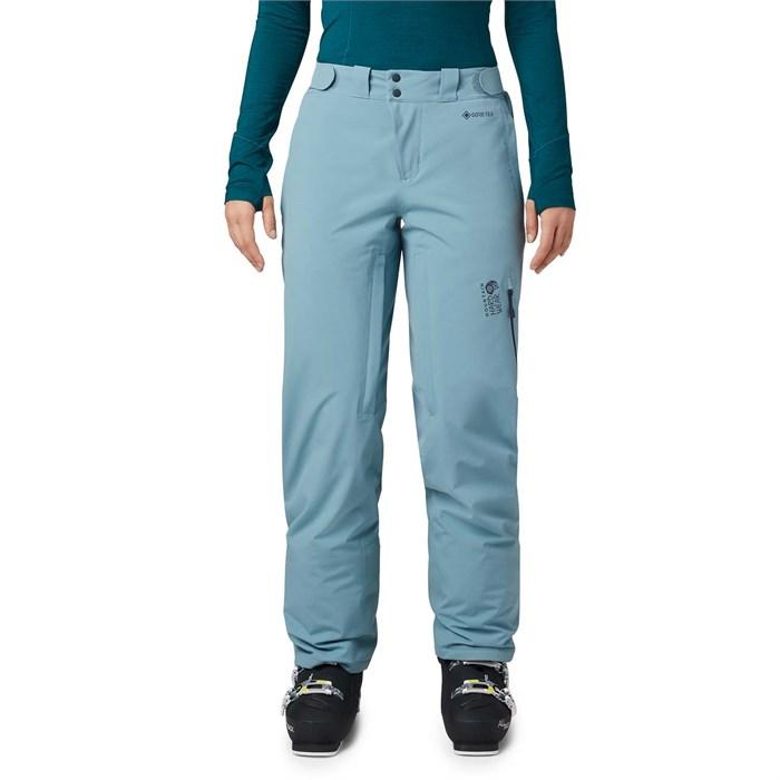NWT Womens S Mountain Hardwear Gore Tex Cloud Bank Insulated Ski Pant Bolt