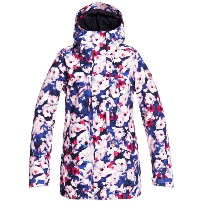 Roxy - Glade Printed GORE-TEX 2L Jacket - Women's