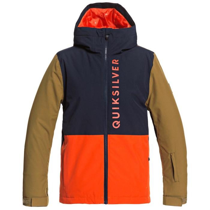 Quiksilver - Side Hit Jacket - Boys'