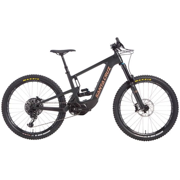 Santa Cruz Bicycles - Heckler CC S Complete e-Mountain Bike 2020