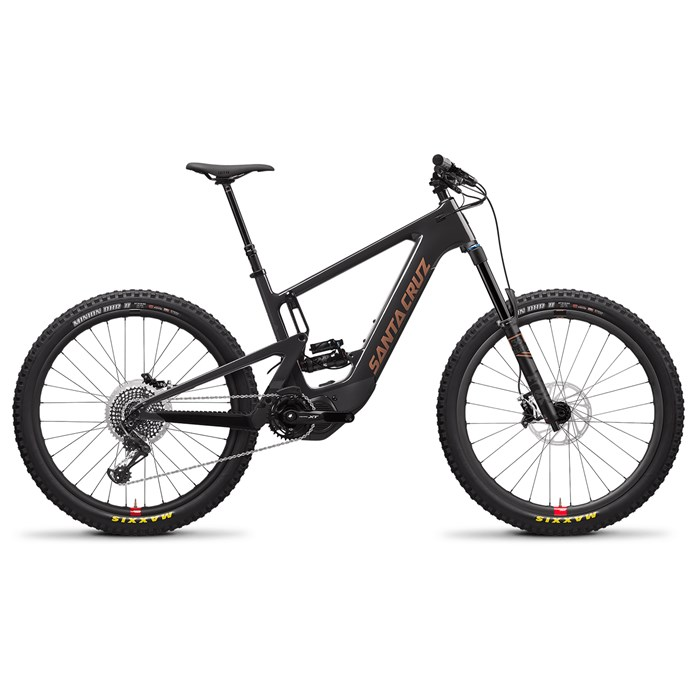 Santa Cruz Bicycles - Heckler CC X01 Reserve Complete e-Mountain Bike 2020