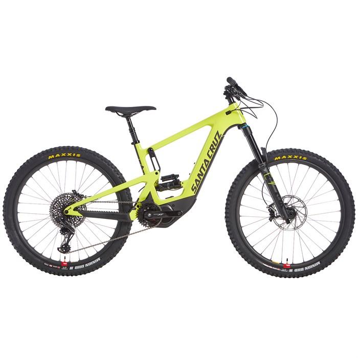 Santa Cruz Bicycles - Heckler CC X01 Reserve Complete e-Mountain Bike 2020