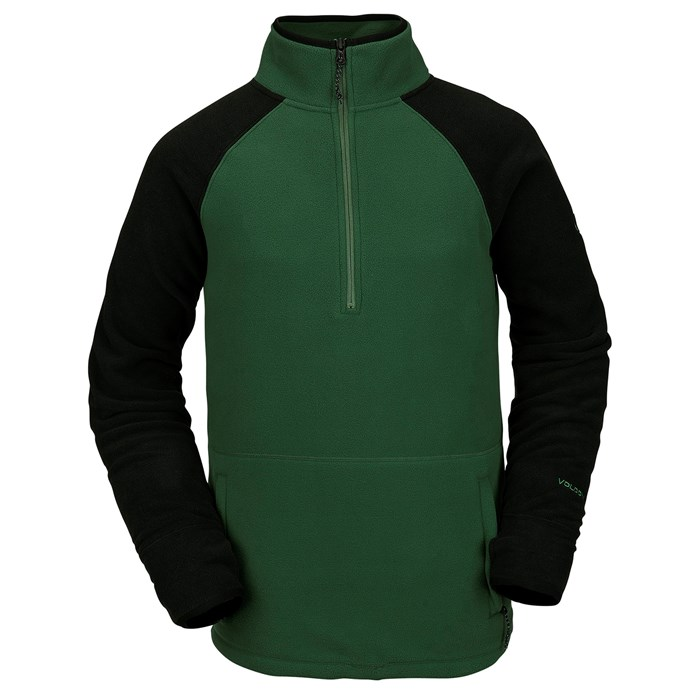 Volcom - Polartec 1/2 Zip Top