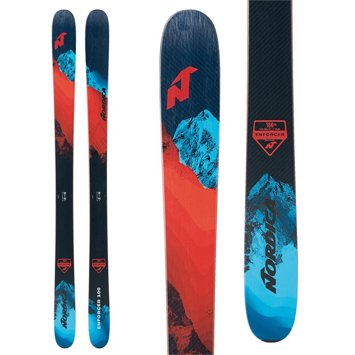 Nordica - Enforcer 100 Skis 2021