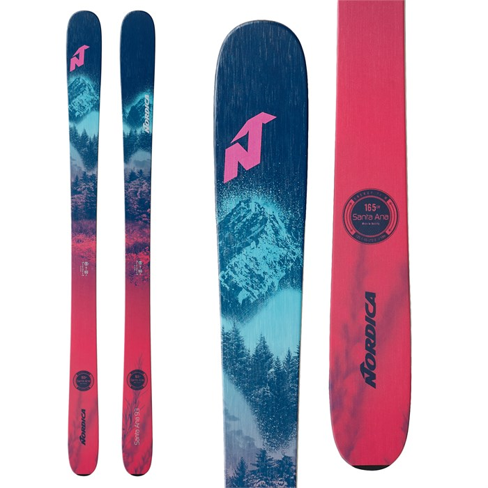 Nordica - Santa Ana 93 Skis - Women's 2021