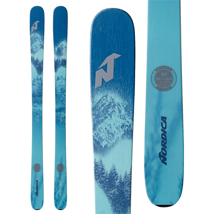 Nordica - Santa Ana 88 Skis - Women's 2021