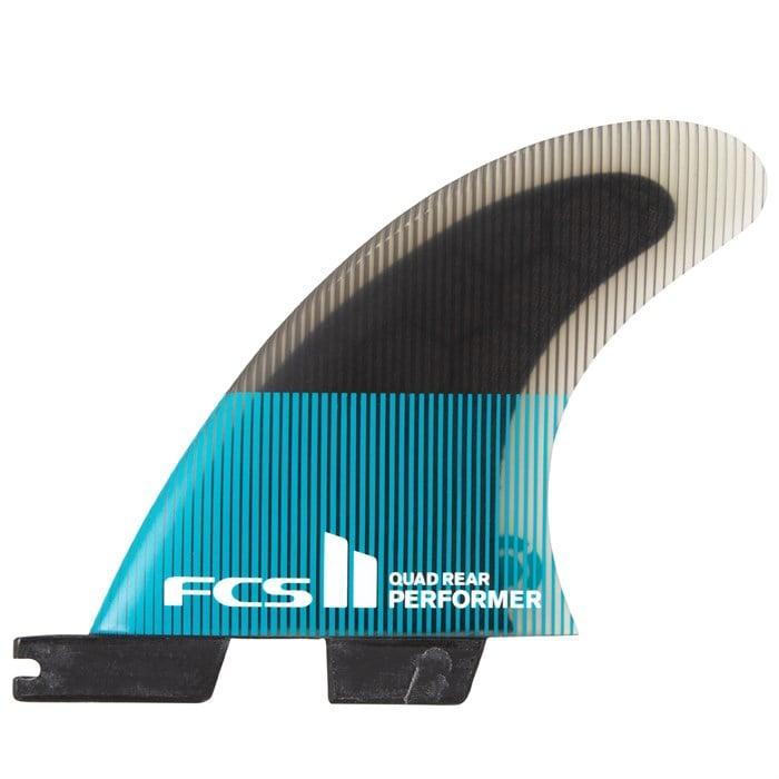 FCS - II Performer PC Medium Quad Fin Set