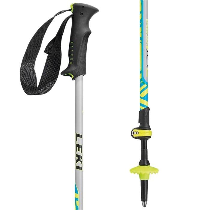 Leki - Vario XS Adjustable Ski Poles - Little Kids' 2017