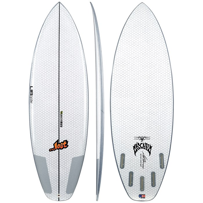 Lib Tech - x Lost Puddle Jumper HP (Futures) Surfboard
