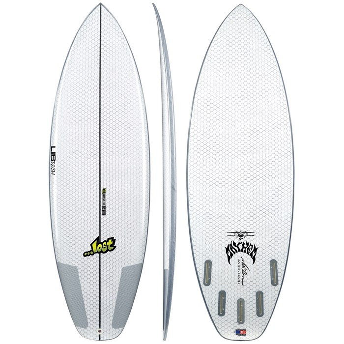Lib Tech - x Lost Puddle Jumper HP (Futures) Surfboard