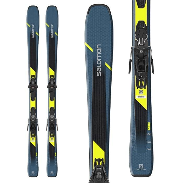 Salomon - XDR 76 ST C Skis + L10 GW Bindings 2020