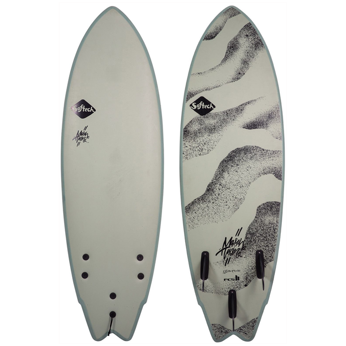 """Softech - Mason Twin FCS II 5'6"""" Surfboard"""