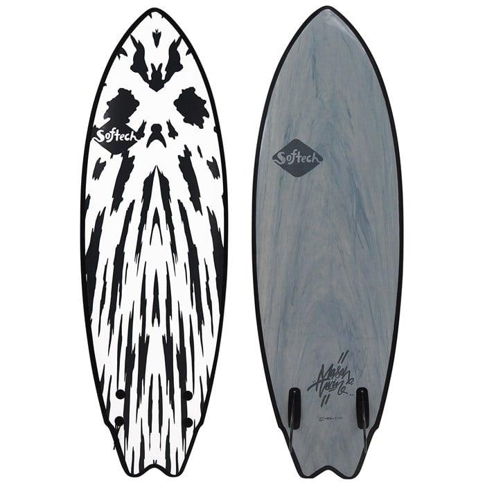 """Softech - Mason Twin FCS II 5'10"""" Surfboard"""