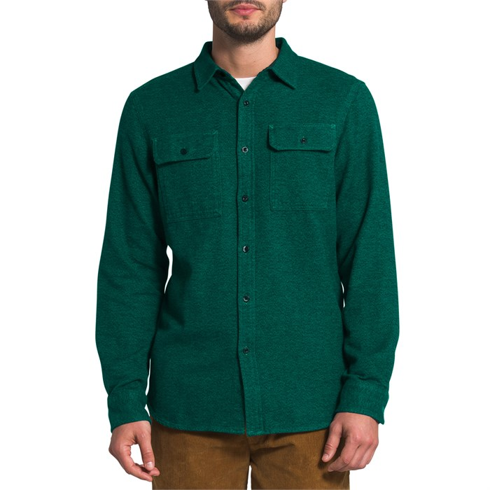 The North Face - Arroyo Long-Sleeve Flannel Shirt