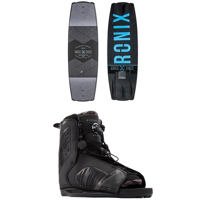 Ronix - Vault + Hyperlite Remix Wakeboard Package 2019