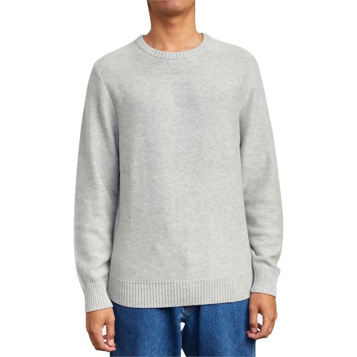 RVCA - Witz Marl Crew Sweater