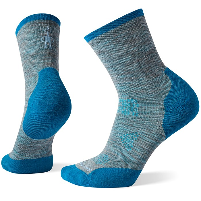 Smartwool - PhD® Run Cold Weather Mid Crew Socks - Women's