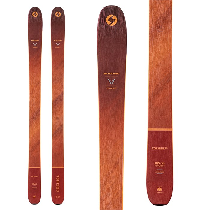 Blizzard - Cochise 106 Skis 2021