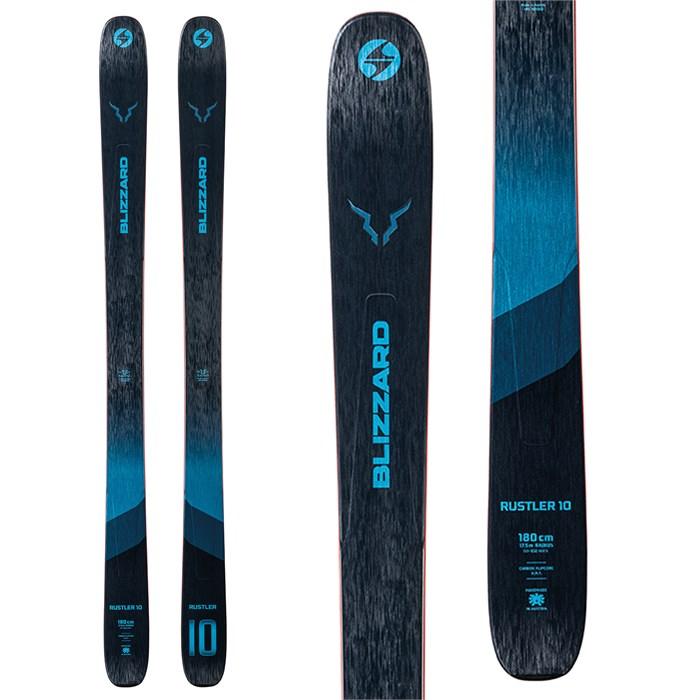 Blizzard - Rustler 10 Skis 2022
