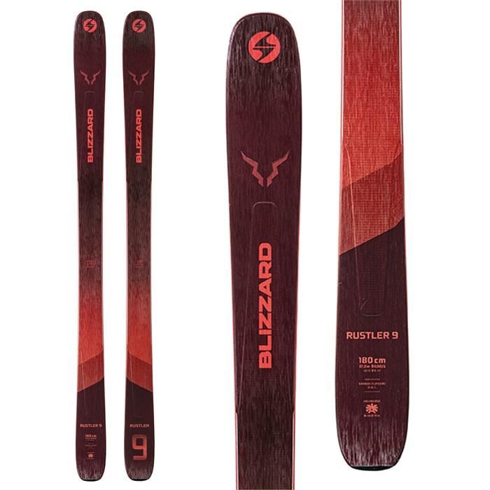 Blizzard - Rustler 9 Skis 2022