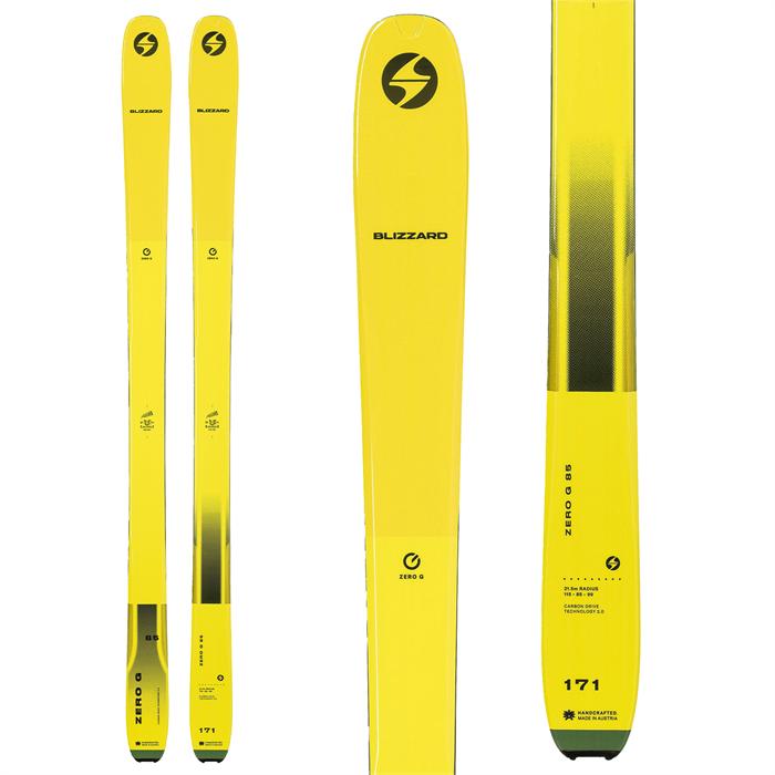 Blizzard - Zero G 85 Skis 2021