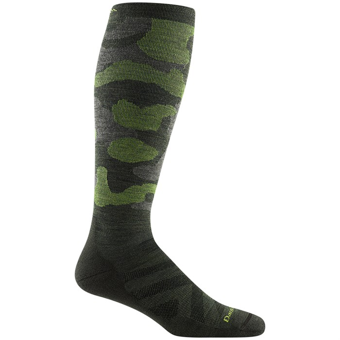 Darn Tough - Camo Over-the-Calf Cushion Socks