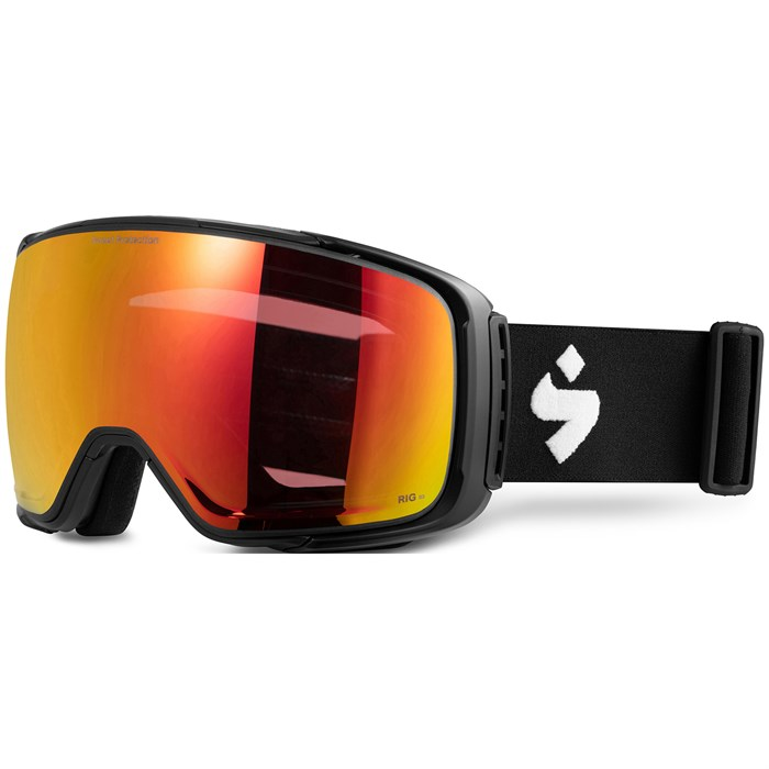 Sweet Protection - Interstellar RIG Reflect Goggles - Used