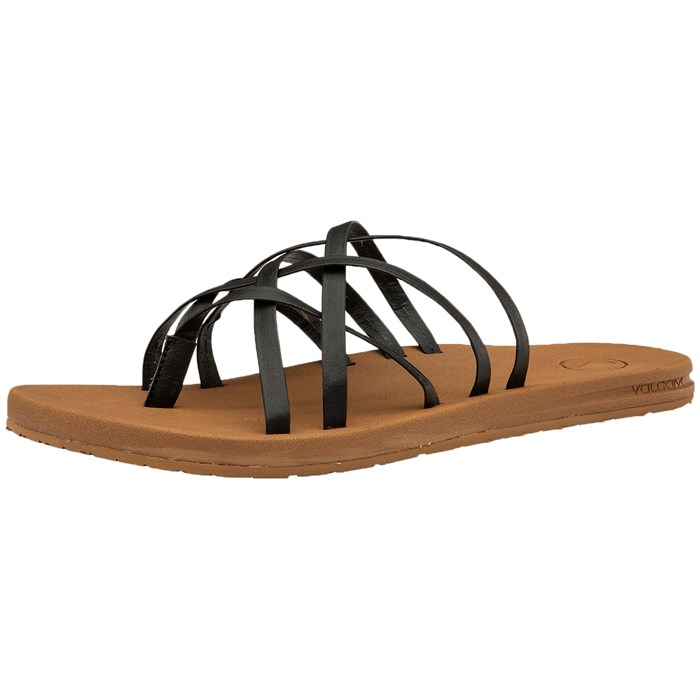 Volcom - E-Cliner Multi-Strap Sandals - Women's