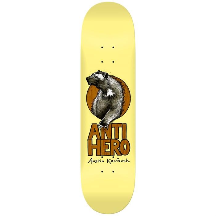 Anti Hero - Kanfoush Scavengers 8.25 Skateboard Deck